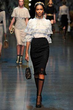 Dolce Gabbana - Renaissance Collection