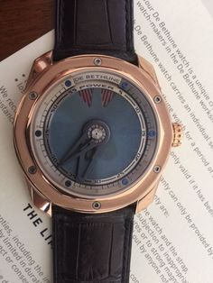 Catawiki online auction house: De Bethune DB22RS1 SS power Edição Especial Barozzi