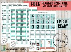 FREE Medical Printables BY* Victoria Thatcher