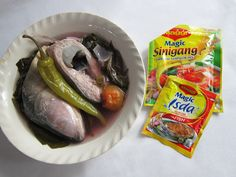 Sinigang Na Bangus Sinigang, Magic, Dishes, Cooking, Food, Kitchen, Tablewares, Essen, Meals