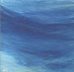 Der blaue Planet, Acryl auf Sperrholz, 100 x 100 cm, Malerei  von Willi Gottschalk Germany, Gallery, Outdoor, Plywood, Water, Painting Art, Blue, Outdoors, Roof Rack