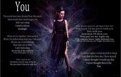 You - Amy Lee