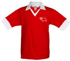 Oh no.....we were Red Dogs! Derby County 1978 Away 3rd shirt
