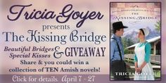 Beautiful Bridges & Special Kisses Giveaway. We're giving away 50 books!
