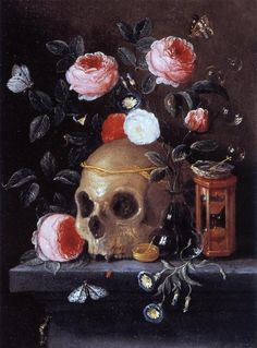 Jan van Kessel I,Vanitas Still Life,1665-1670, National Gallery of Art (US)