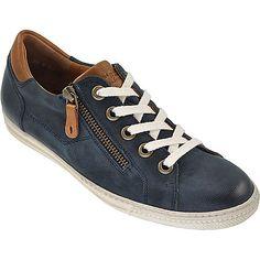 Paul Green 4128-043, Sportlich und schlicht zeigen sich diese Sneaker der  Trendmarke Paul e34a235e12