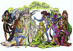 The Elfquest Who's Who