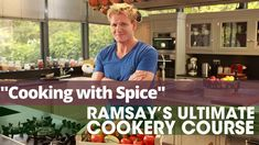 Gordon Ramsay's Ultimate Cookery Course - Episode 4 - Cooking with Spice