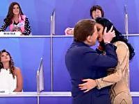 Silvio Santos passou do ponto em 'brincadeira' com Helen Ganzarolli. E Maísa o colocou em seu lugar