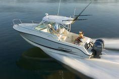 ... New Boats › Hydra Sports Boats › Walkaround Boat › 2500 VX
