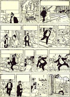"""orano: """" Hergé - 1946 """""""