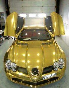 Golden Mercedes~