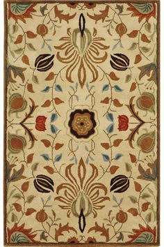 Inspiration Area Rug - For the home office/guest room?