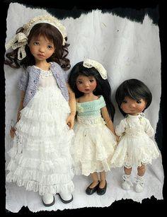 My dark girls :)