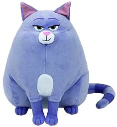 Ty Beanie Babies Plush - Secret Life of Pets Movie Soft Toy 41171 Chloe 40d25ae1de25