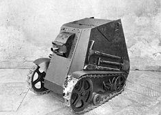 Motorised Armoured Assault Machine Gun