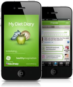 My Diet Diary | Diet Games | Mobile Apps | GE healthymagination : Healthymagination