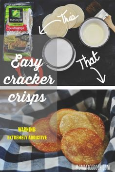 These look so easy and so good. Perfect with a bowl of soup or fresh salad!