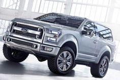 #Carros Vuelve un viejo conocido: Ford Bronco SVT 2016,http://autoaldia.net/?p=316