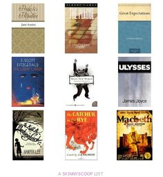 Books Everyone Should Read At Least Once