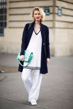 Ma Chérie: Street Style From Paris - Page 48 - Harper's BAZAAR