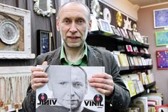 """1. Ce este important de știut despre dvs? Că numele meu este de, 48 de ani, Igor Guzun şi că cea mai recentă carte a mea, """"Vinil"""", a fost lansată la Chişinău şi la Bucureşti. Nu că asta ar fi neapă…"""