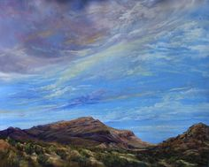 """""""Sky Song, Earth Dance"""" 5"""" x 7"""" signed Lindy C Severns print 