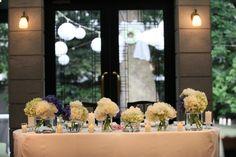 「とっても嬉しかったこと!装花について☆」の画像|Mode Sweet Wedding … |Ameba (アメーバ)