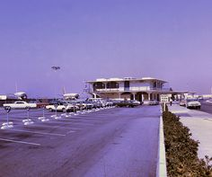 Orange County Airport, 1971 by Orange County Archives, via Flickr