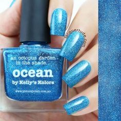 Ocean by Picture Polish
