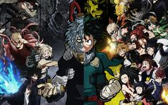 Wallpaper izuku midoriya, katsuki bakugou, stain, muscular, my hero Wallpaper Pc Anime, Macbook Air Wallpaper, Hero Wallpaper, Wallpaper Backgrounds, Chibi, Boku No Hero Stain, Boku No Hero Academia, My Hero Academia Eraserhead, Deku Cosplay