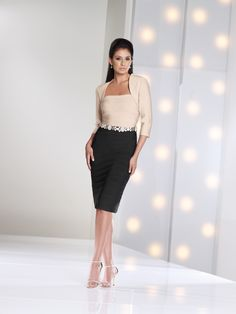 Social Occasions by Mon Cheri | Mother of the Bride Dresses|style #113869