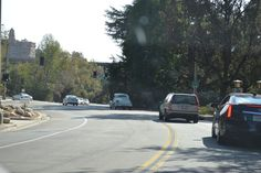 Street Spot: Sedan Chasing