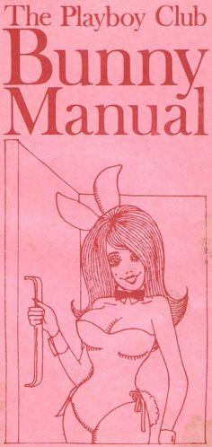 Bunny Regina's Playboy Club Bunny Manual (1968-69)