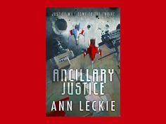It's our first week chatting about Ann Leckie's Ancillary Justice, and we're a little confused---which is great.