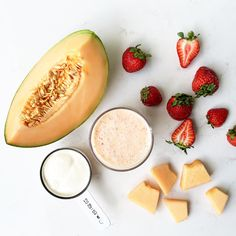 I found that I was forever making the same ol' smoothie, so I decided to challenge myself to try 10 different smoothie recipes for 10 days to spice things up - and here they are! Apple Pie Smoothie, Smoothie Packs, Smoothie Drinks, Smoothie Recipes, Blender Recipes, Watermelon Smoothies, Strawberry Smoothie, Recipe For 10, Breakfast