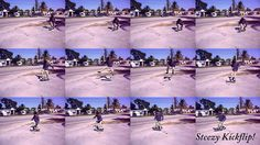 Steezy Sequence! #Skate #Camera # Sexy #Sk8 #Sequence #Beast #Awesome #HD