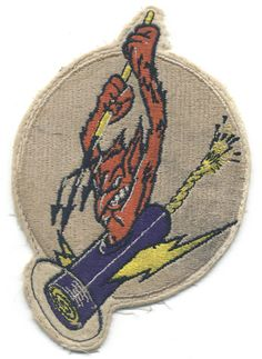 SOLD!!! WWII United States Navy VB-15  Disney Design Jacket Patch