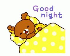 The perfect GoodNight BedTime Animated GIF for your conversation. Discover and Share the best GIFs on Tenor. Good Night Gif, Cute Good Morning, Good Night Messages, Sleeping Gif, Night Pictures, Rilakkuma, Bedtime, Animated Gif, Peace And Love