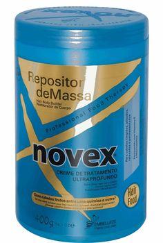 6 Pack Case - Embelleze Novex Hair Body Builder Treatment Cream with Max Lanolin - 14.1 Oz | Embelleze Novex Repositor de Massa Creme de Tratamento Capilar - 400 g *** Visit the image link more details.