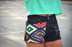 Fukny shorts