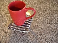Coaster to Knit