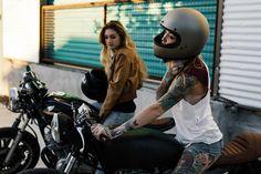 """dirtkulture: """"Girls on Bikes ! """""""