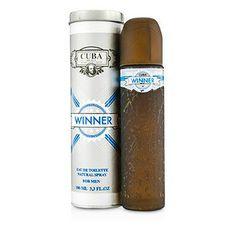 Cuba Winner Eau De Toilette Spray - 100ml-3.3oz