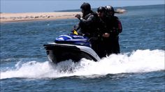 K38 Rescue Water Craft Action