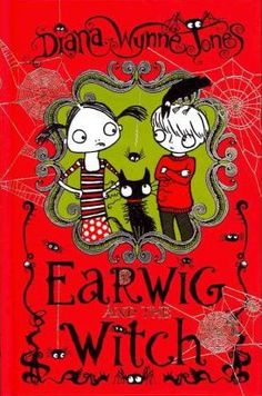 Earwig and the Witch by Diana Wynne Jones.  Mom gives it 5 Stars, Daughter gives it 5 stars.