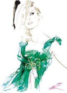 fashion illustrations - Buscar con Google