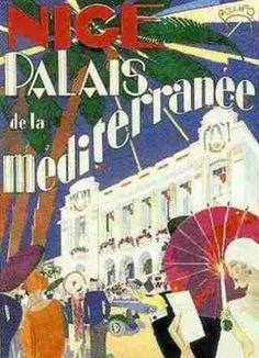 Palais Mediterranee Nice #Alpes-Maritimes #Provence-Alpes-Côte-d'Azur #Nice