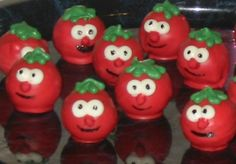 Bob the Tomato for Veggie Tales Live!  #wiltoncontest