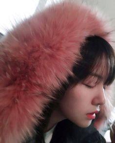 Minah Girls Day Minah, Girl Day, Bang Minah, Bangs, Photo Galleries, Winter Hats, Kpop, Fashion, Moda
